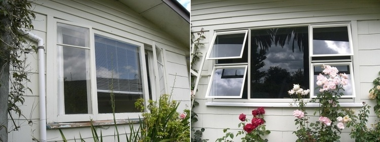 Replacement windows hamilton double glazed windows waikato for Window installation nz